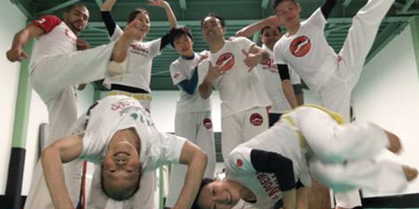 Capoeira all ages Suzuka